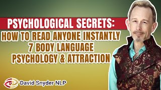 How To Read Anyone Instantly  7 Body Language | Psychology and Attraction Skills