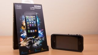 LifeProof Fre Case Review for the iPhone 5