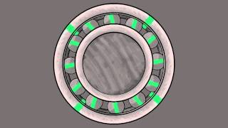DSN Animation: How do ball bearings work?