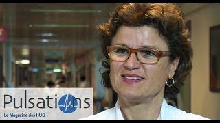 Catherine, experte en prévention de l'infection