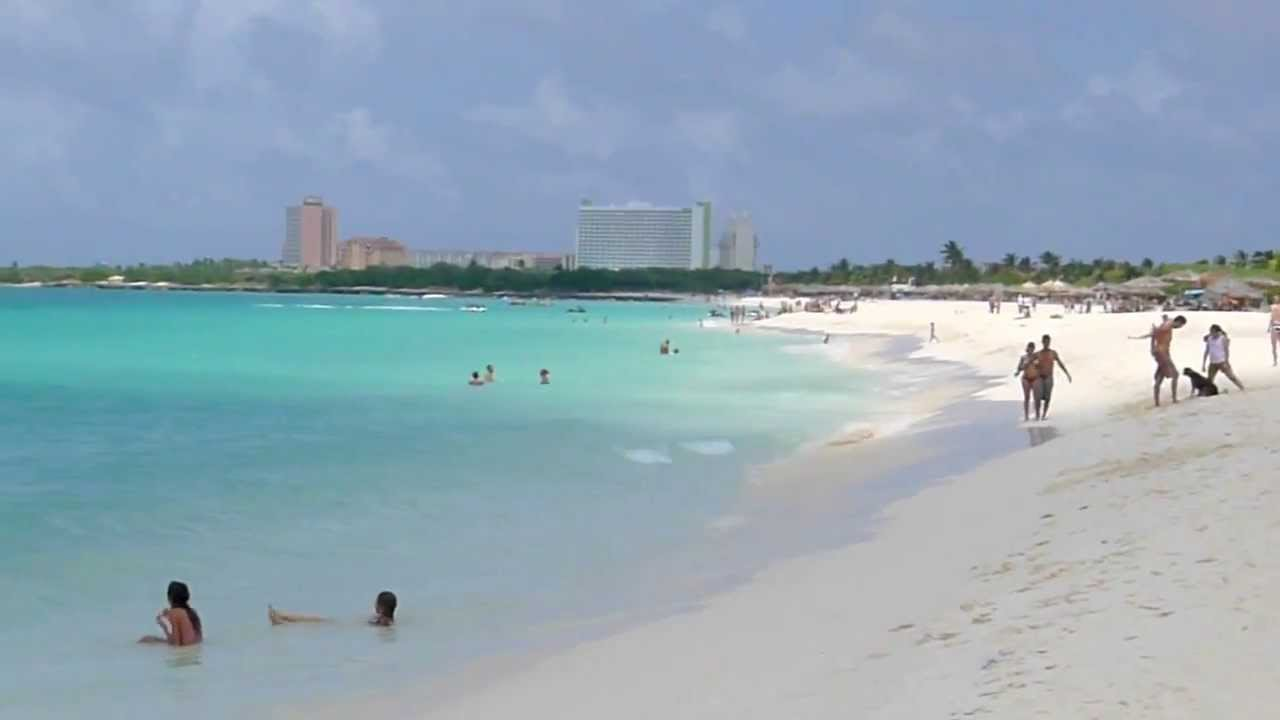 Amazing Eagle Beach Aruba