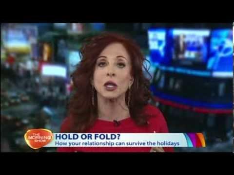 Dr. Gilda on The Morning Show, Sydney, Australia