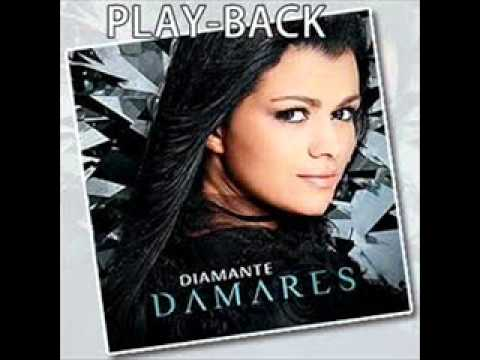 cd da damares diamante playback para