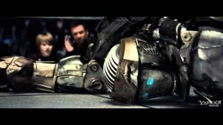 Трейлер фильма «Живая сталь»