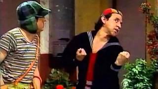 Chaves - Lutador De Boxe.(HD)