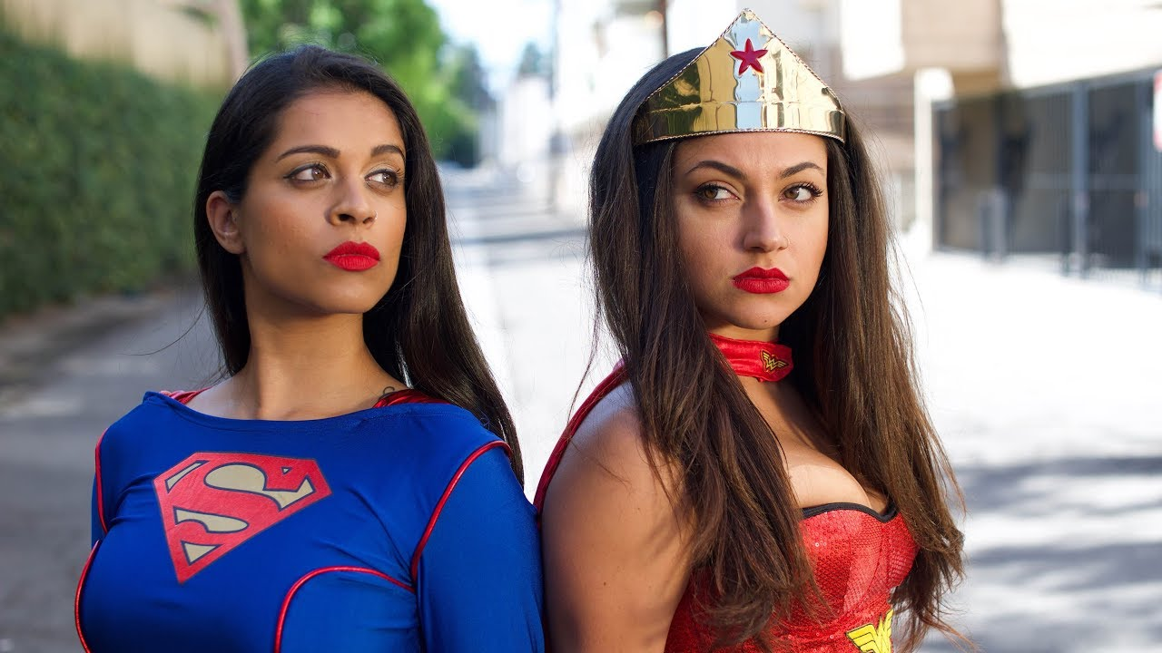 wonder woman vs superwoman  ep 3  inanna sarkis superman logo png superwoman logo lilly