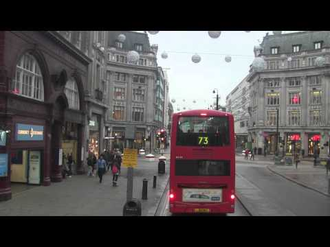 NB4L Bus Route 390: Oxford Street to Notting Hill Gate