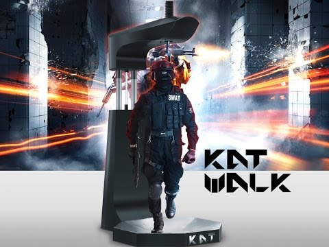 KAT WALK – A NEW VIRTUAL REALITY LOCOMOTION DEVICE