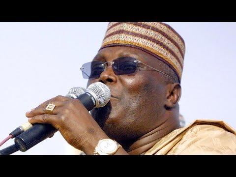 NIGERIA LATEST NEWS: ATIKU ABUBAKAR SURPRISE BUHARI TODAY AS HE DECAMP TO PDP. LIVE UPDATE.
