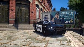 "GTA IV LCPDFR 1.0 State Patrol Ep.20 ""New Mexico"""