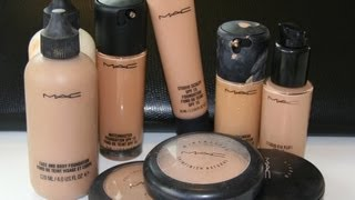 My MAC Foundations: Review, Application, Comparisons