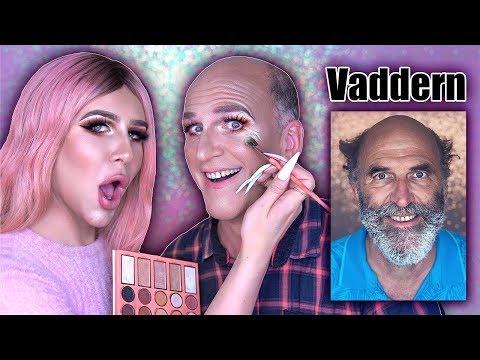 Ich schminke mein Vaddern & now he looks better than your mom