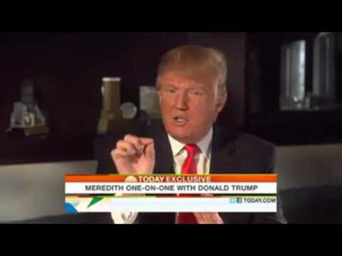 Donald Trump Birther Interview - April 7, 2011
