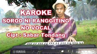 Karoke Sorod Ni Ranggiting - Intan Saragih | Lirik Dan Musik Lagu Simalungun