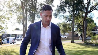 Israel Folau Claims Bushfires And Drought Part Of 'god's Plan' To Punish Australia
