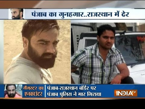 Wanted gangsters Vicky Gounder, Prema Lahoriya shot dead by Punjab police