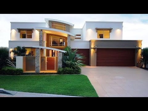 Modern Beautiful House 1500 Sft For 15 Lakh Elevation