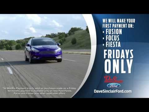 Dave Sinclair Ford in St. Louis MO   Ford Fridays   Best Deals in St. Louis on Ford Focus Fiesta and Fusion & Dave Sinclair Ford in St. Louis MO   Ford Fridays   Best Deals in ... markmcfarlin.com