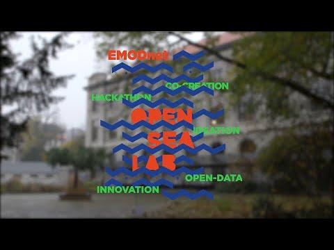 EMODnet OpenSeaLab - 3-Day Hackathon in 7 minutes