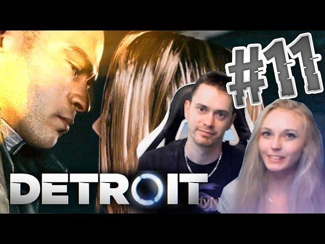 LÍBAČKA! - Detroit: Become Human CZ s Míšou #11