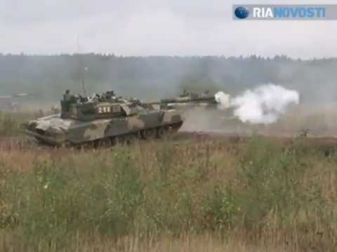 Thumbnail: T-80 Russian main battle tank can hit moving targets and operate under water Video RIA Novosti.mp4