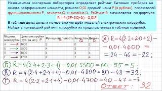 Задача 3 №316048 ЕГЭ по математике. Урок 26