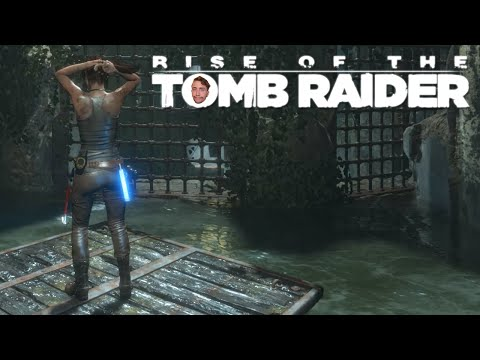 BIG WET BUTT | Rise of The Tomb Raider | Part 2