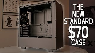 The New Standard $70 Case from NZXT
