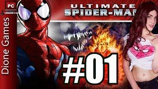 Detonado #01 - Ultimate Spider Man - Competindo Com o Tocha Humana Pt-br