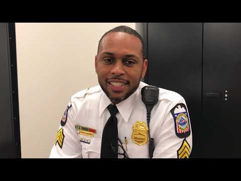 Columbus Division of Police Recruiting Unit: Sergeant Christopher SmithHughes