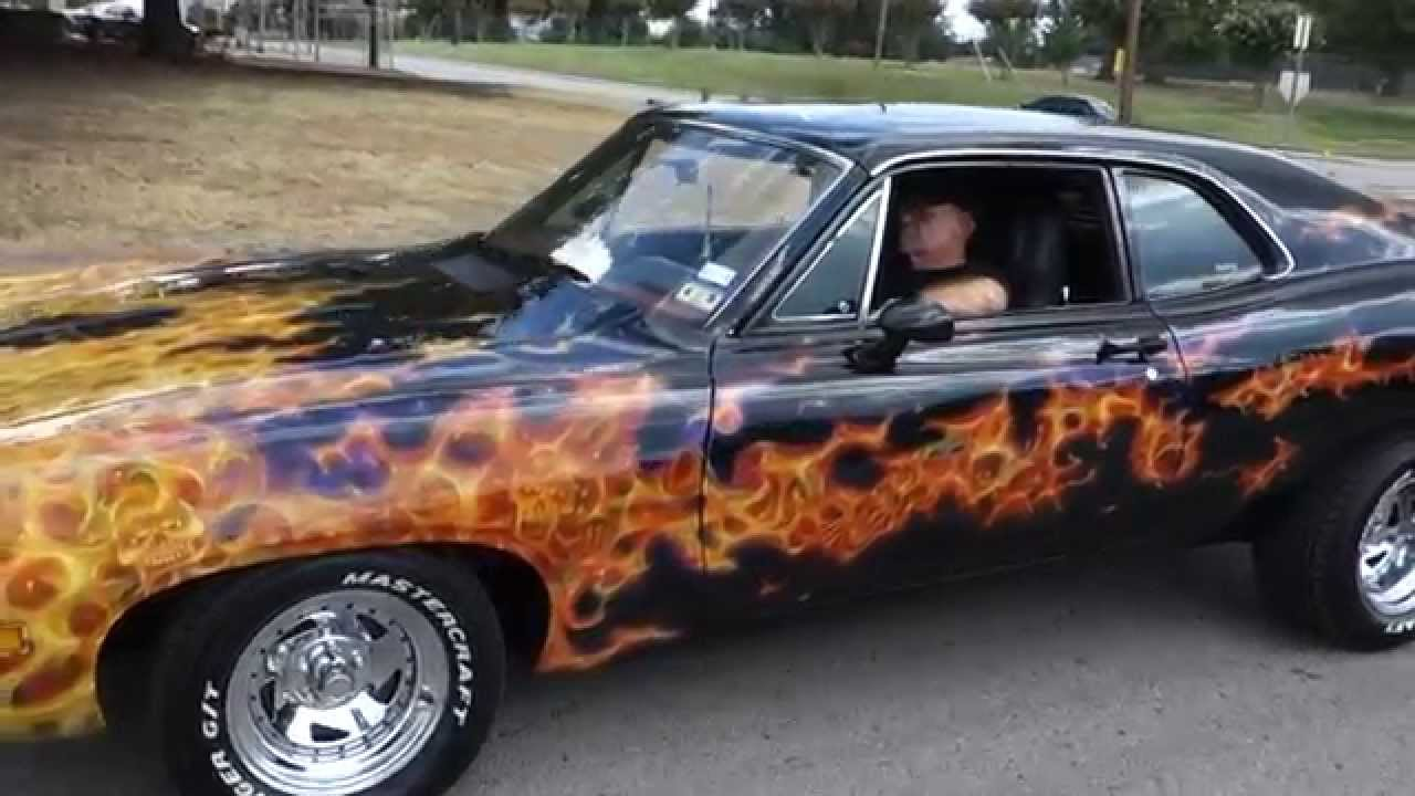The Devil S Muscle Car Youtube