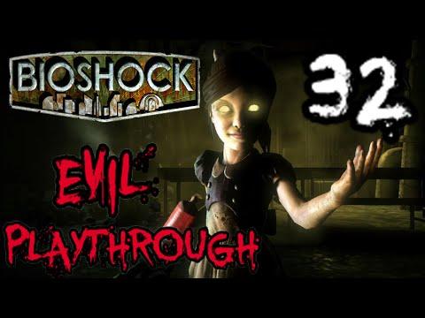 Bioshock 1: Evil - Part 32: Underwater Escort Missions