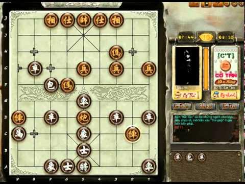 ZingPlay: Kỳ Thánh [C*T]Cờ Tàn vs Kỳ Thủ kacuro