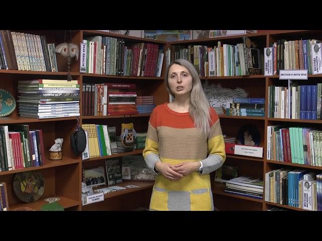 Изображение предпросмотра прочтения – ОльгаМакарова читает произведение «Осень в Тарусе» М.И.Цветаевой