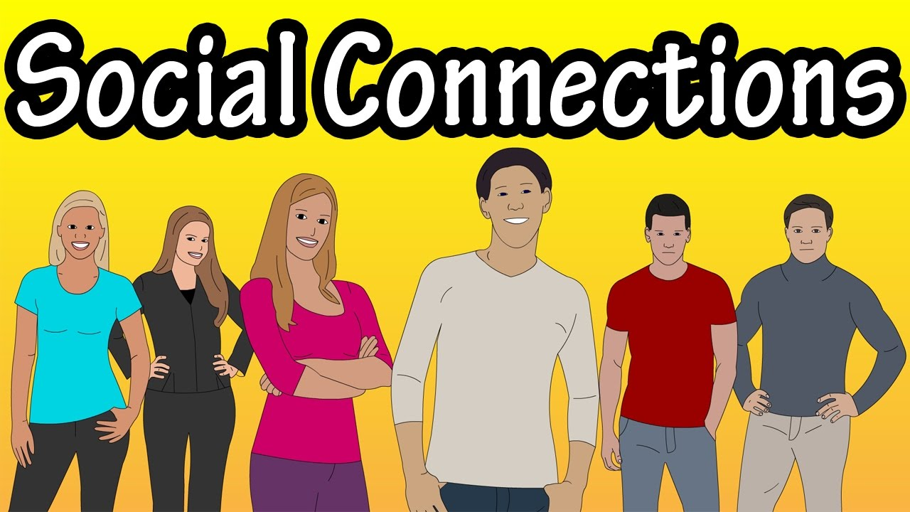 Social Well Being - Importance Of Social Connections - Social Life - Social Interactions