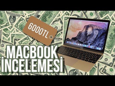 Yeni Macbook Incelemesi Lira Fiyati Hak Ediyor Mu
