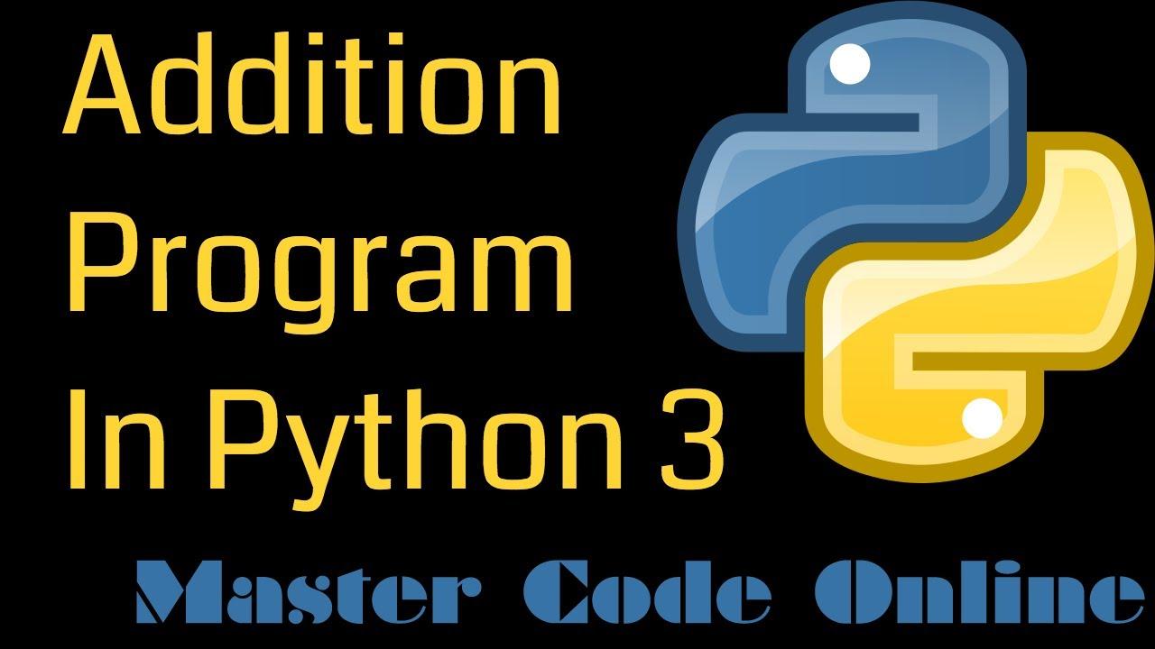 Simple Calculator Program Using Python