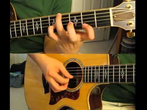 Sound of Music Lesson - arranged by Tommy Emmanuel