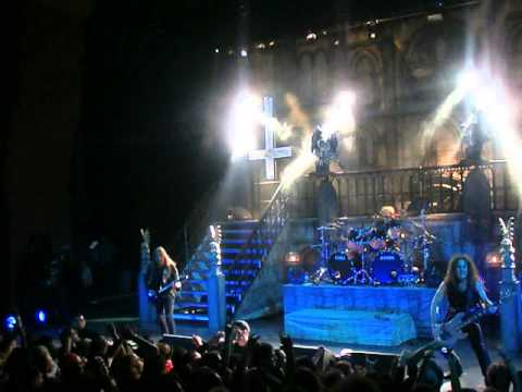 KING DIAMOND   Mansion in Darkness Part I --Live at San Antonio, TX. 11-13-2015
