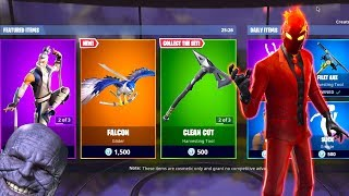 *NEW* FORTNITE ITEM SHOP TODAY APRIL 19th (NEW SKINS) - Fortnite Battle Royale LIVE