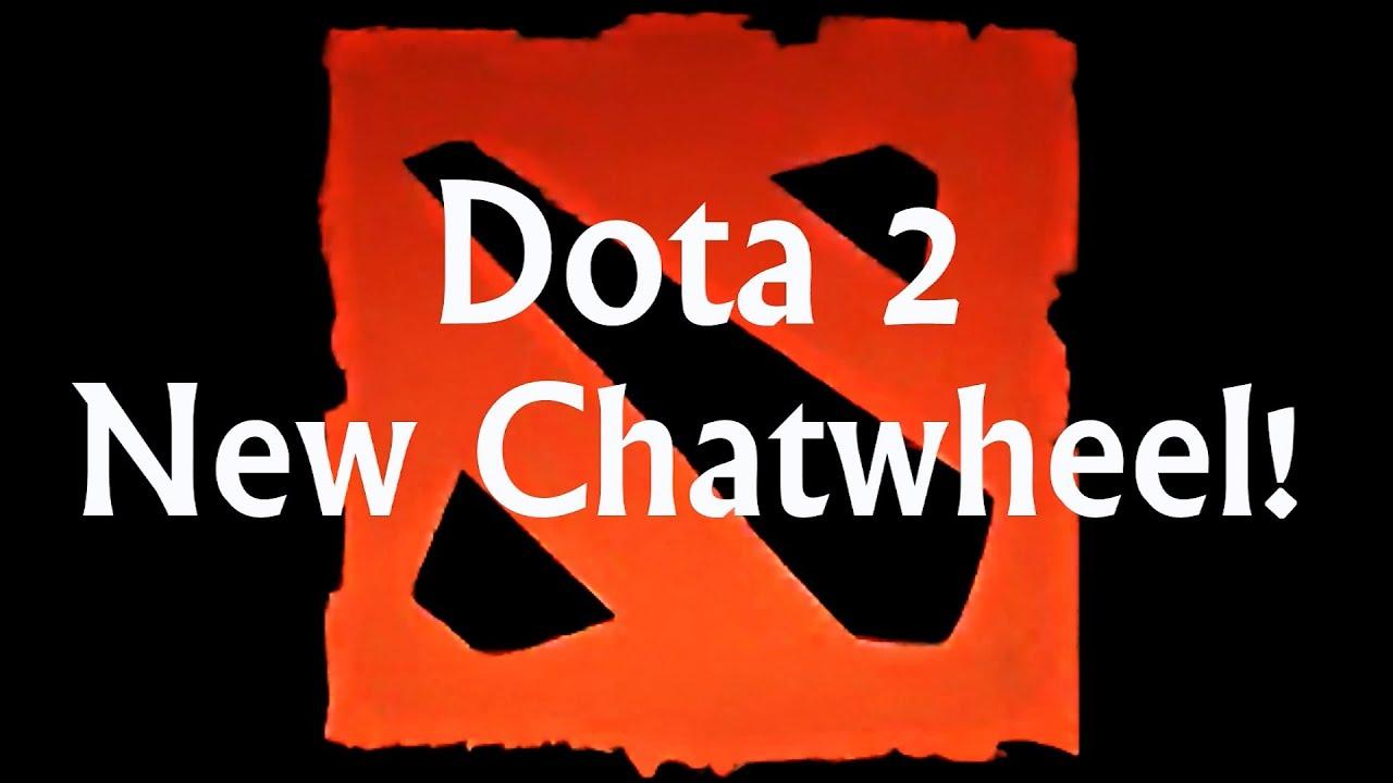 Dota 2 Chat wheel YouTube - psychologyarticles info
