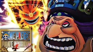 One Piece: Pirate Warriors 4 - Official Kaido & Big Mom Gameplay Trailer