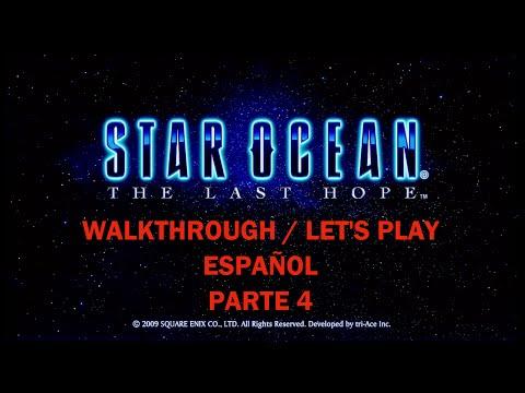 star ocean the last hope walkthrough español parte 4 HD - Planeta Lemuris / Trium