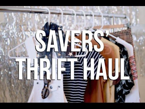 Savers' Thrift Haul | National Thrift Shop Day