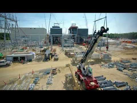 Lordstown Energy Center - Time Lapse