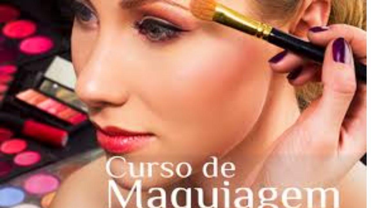 Curso de Maquiagem  e Automaquiagem Você Vai Aprender ?