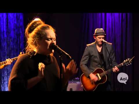 Adele, 'Chasing Pavements' (AOL Sessions)