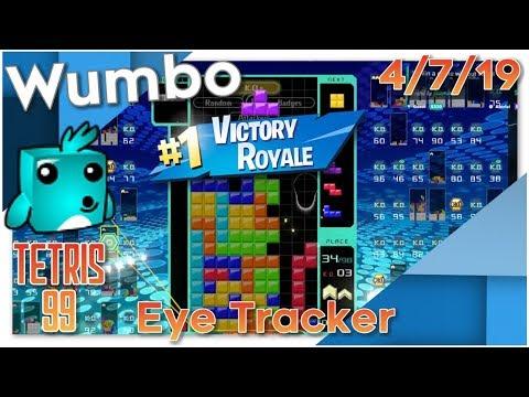Tetris 99 Battle Royale - Win Streaks - 1355 Total Wins
