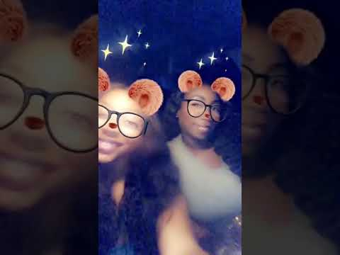 Corine Simon all about what I like Snapchat with me and my daughter Chumiya