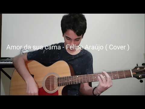 Amor da sua cama por Guilherme Porto COVER